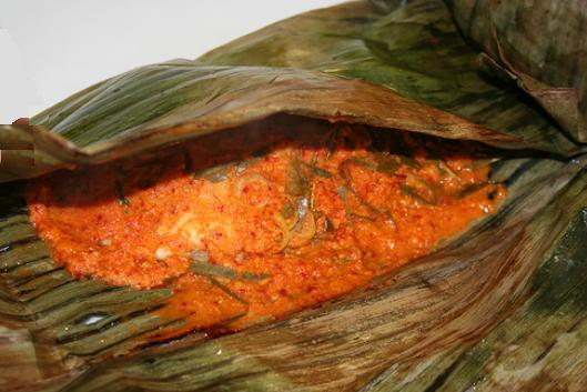 pepes ikan tongkol
