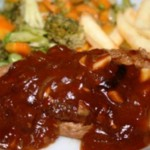 resep steak ayam saus teriyaki