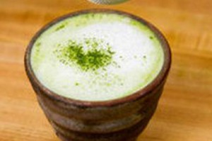 resep green tea latte
